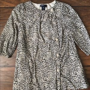 Baby Girl 18-24m Leopard Print Dress